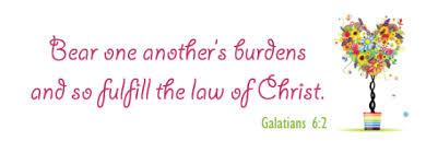 Galatians 6:2 [Google images]